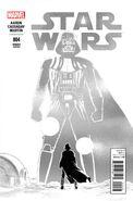 Star Wars Vol 2 4 Sketch Variant