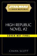 High Republic Novel 2 solicitation cover