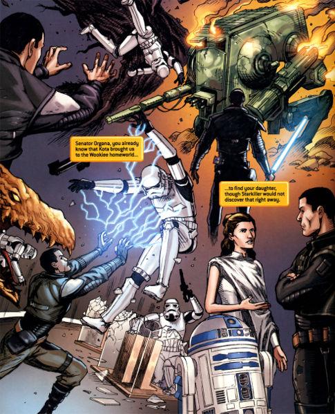 Misión a Kashyyyk (Gran Purga Jedi)
