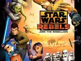 Star Wars Rebels: Primera Temporada