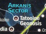 Sector Arkanis