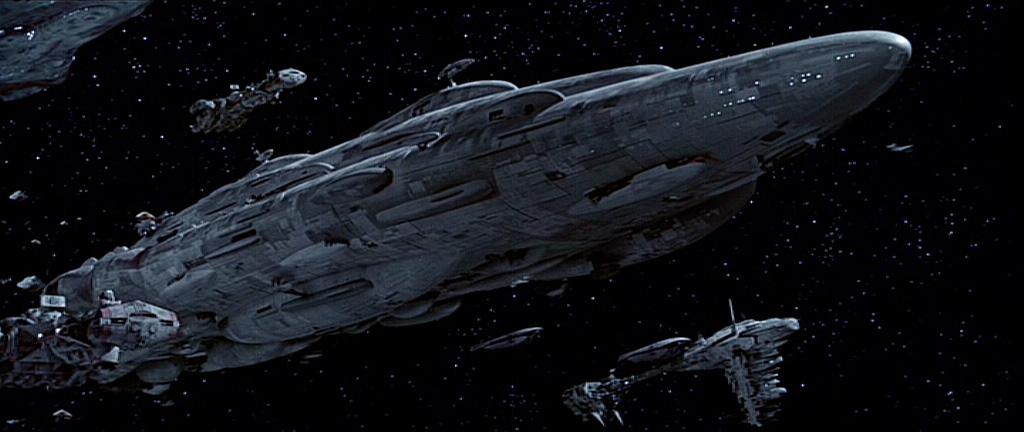 Crucero estelar MC80A