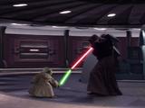 Duelo en el Senado Galáctico