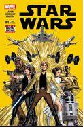 Star Wars Vol 2 1 5th Printing Variant