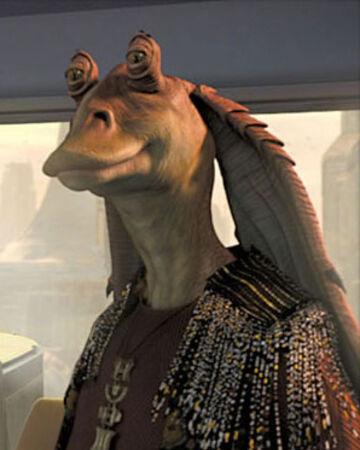 Jar Jar Binks Star Wars Wiki Fandom