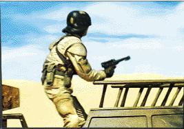 Piloto mercenario no identificado