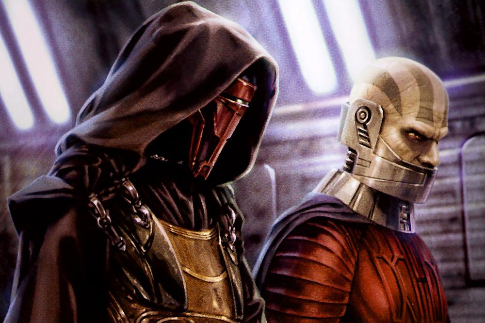 Aprendiz Sith/Leyendas