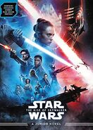 Star Wars The Rise of Skywalker Junior Novel cover