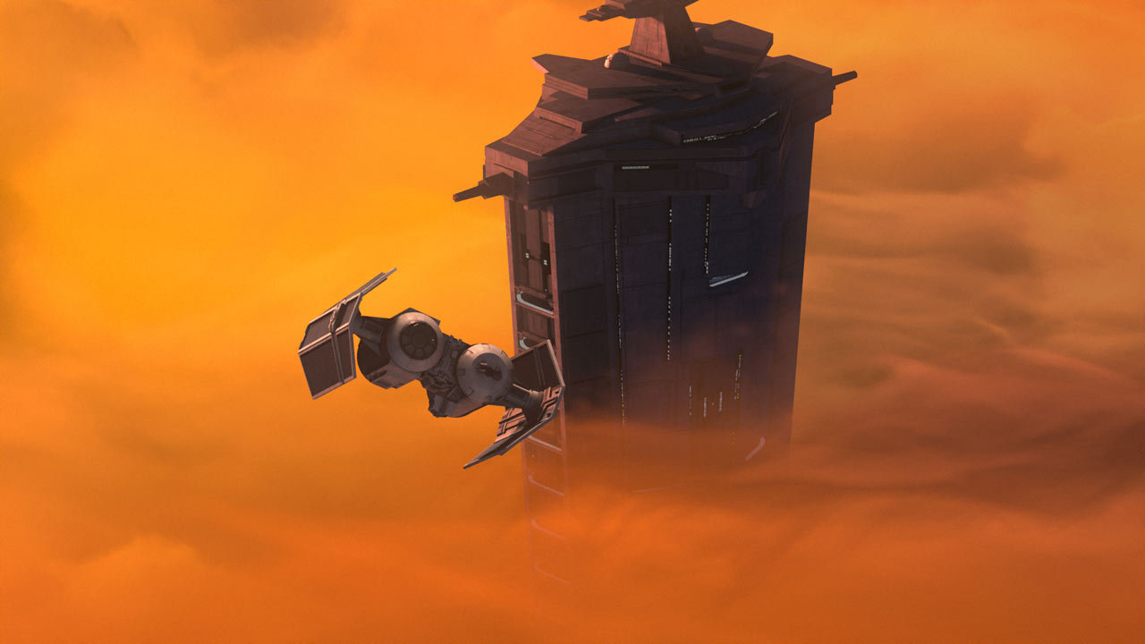 Escape de la Academia Skystrike