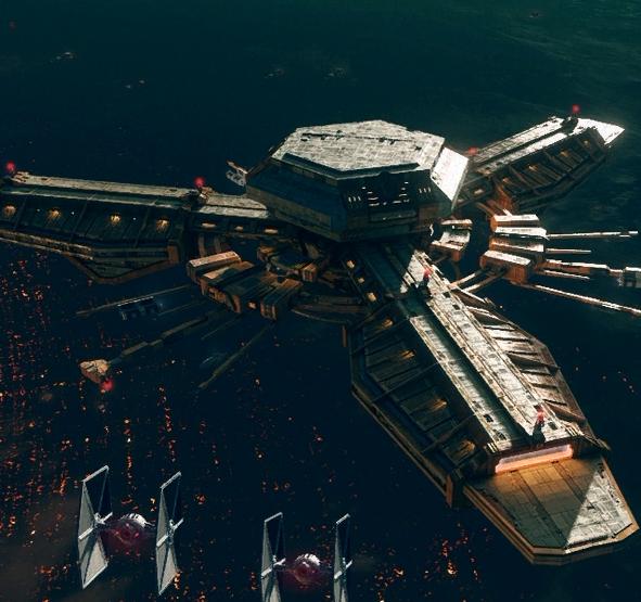 Puesto de avanzada orbital de Hosnian Prime