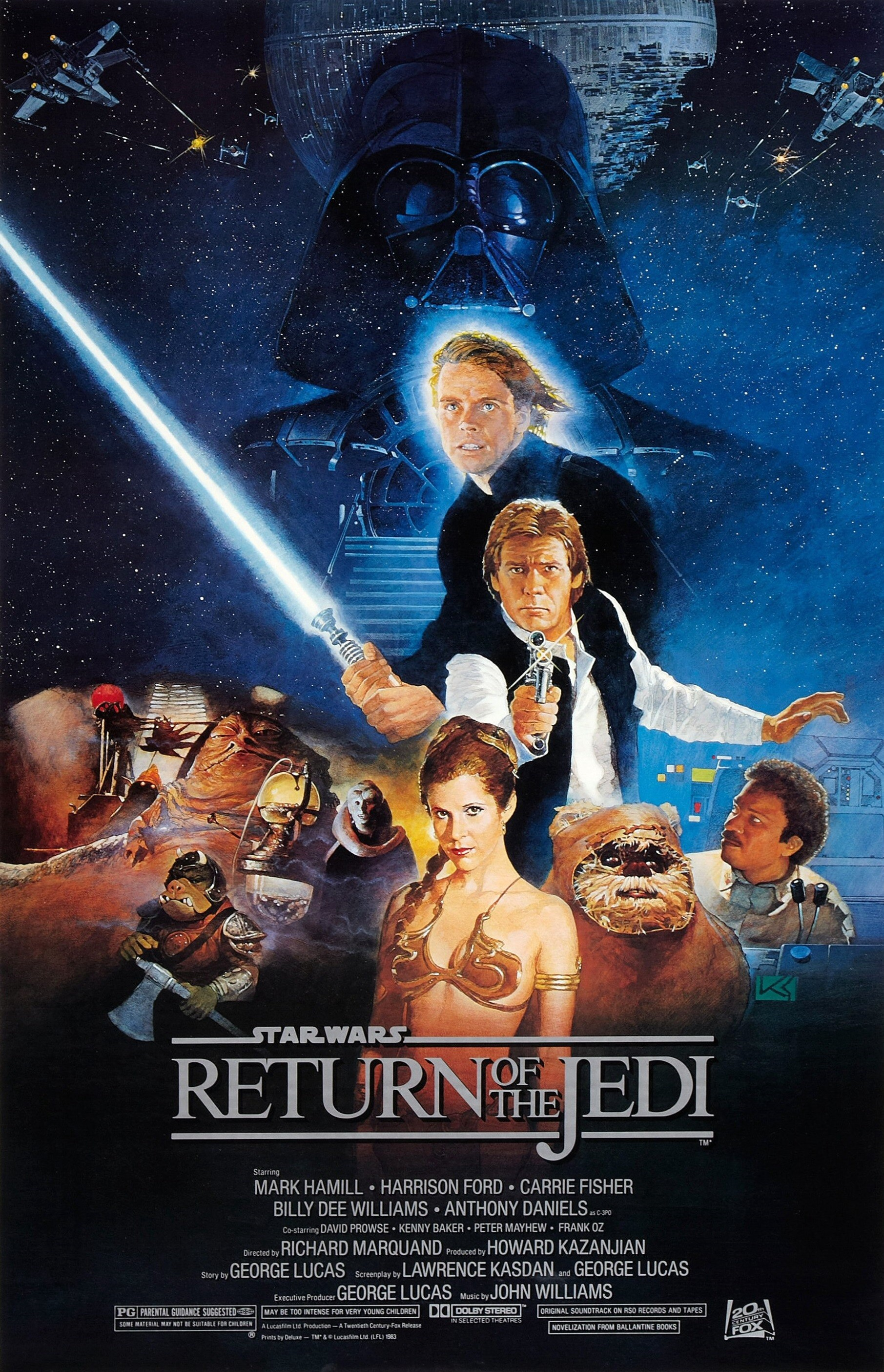 Star Wars Episodio Vi El Retorno Del Jedi Star Wars Wiki Fandom
