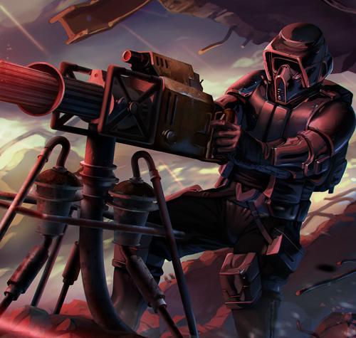 Comando de asalto/Leyendas