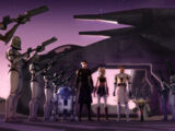 Listado de episodios de Star Wars: The Clone Wars