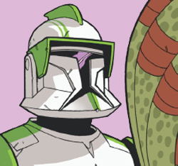 Comandante clon no identificado (Rishi)