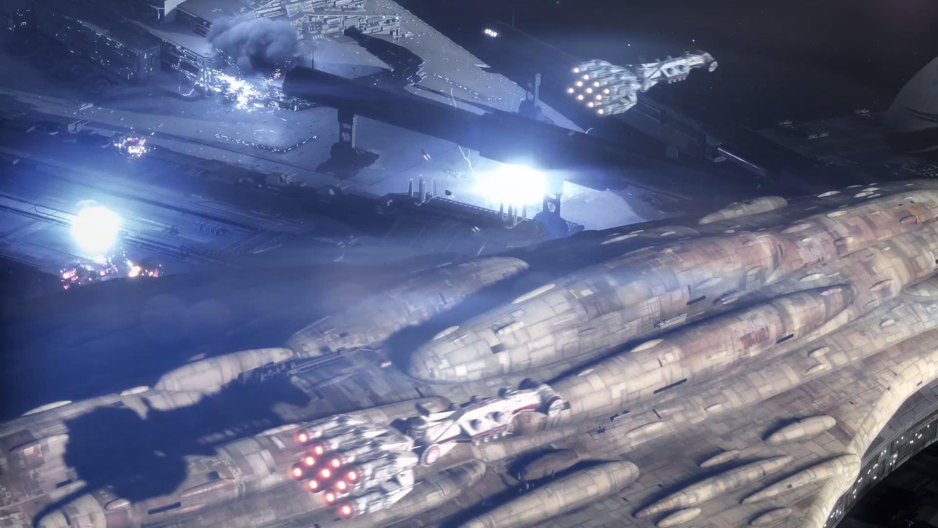 Batalla de Fondor (Guerra Civil Galáctica)