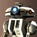 Droide astromecánico serie T3