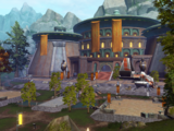 Templo Jedi (Tython)/Leyendas
