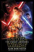 The Force Awakens novelization final cover