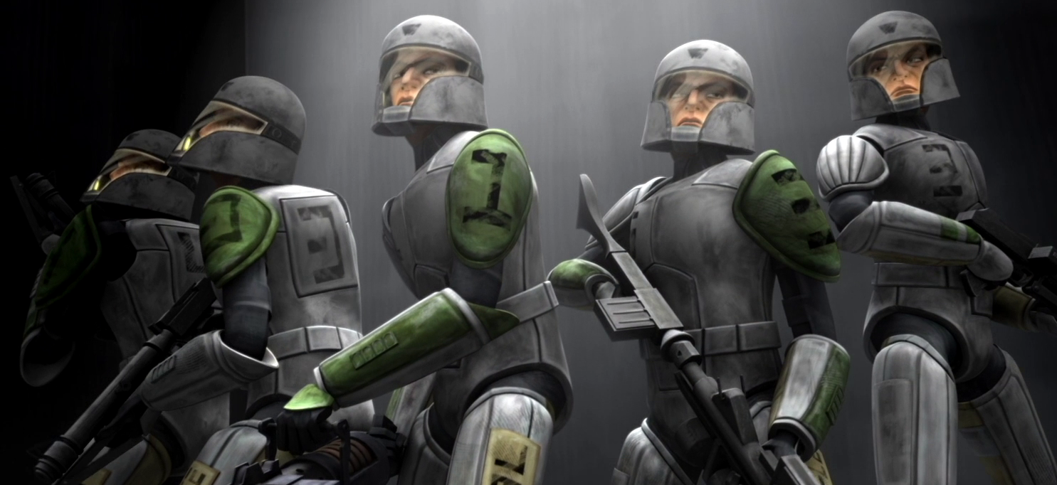 The Clone Wars: Tercera Temporada