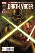 Star Wars Darth Vader 5 cover