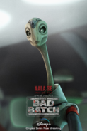 Star Wars The Bad Batch Nala Se poster