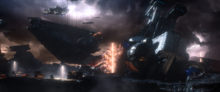 JFO Reveal Screen Bracca ShipbreakingYard