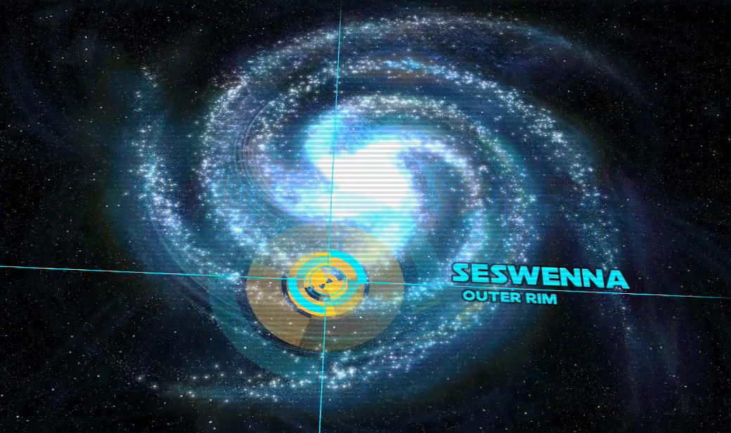 Ocupación del sector Seswenna