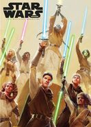 Star Wars Insider issue 199 previews exclusive cover