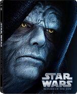 Star Wars Episode VI Return of the Jedi Blu-ray Steelbook
