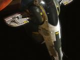Nave de ataque y patrulla clase Firespray-31