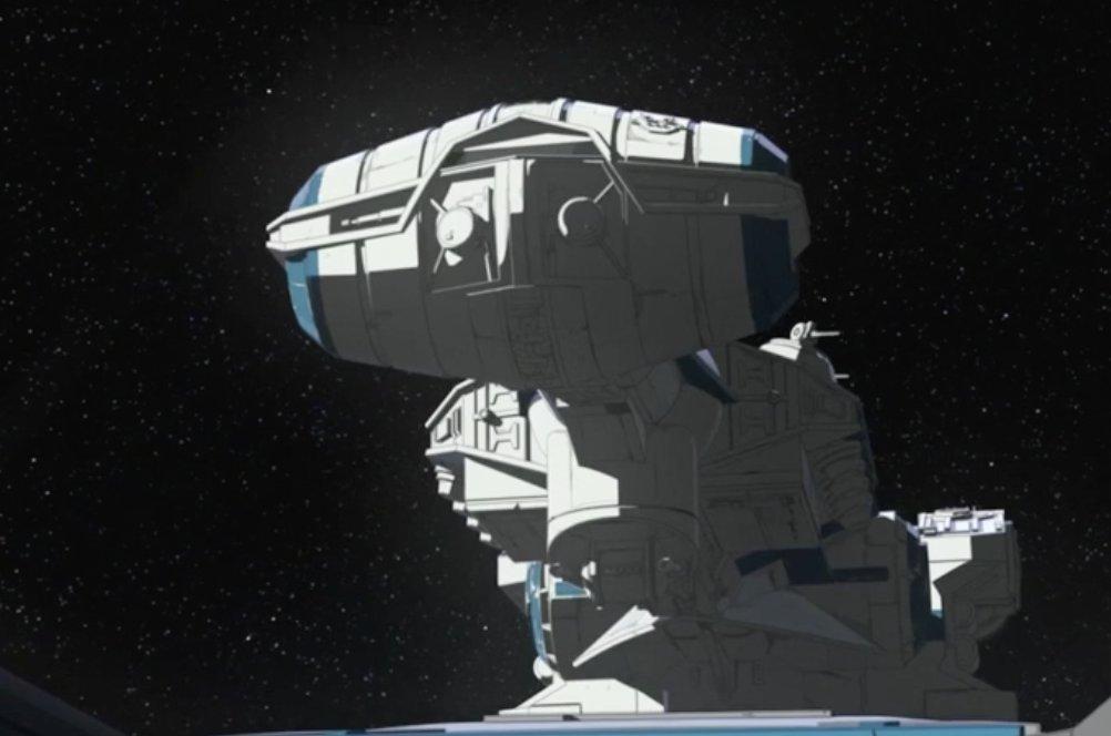 Corbeta CR90 no identificada (Resistencia)