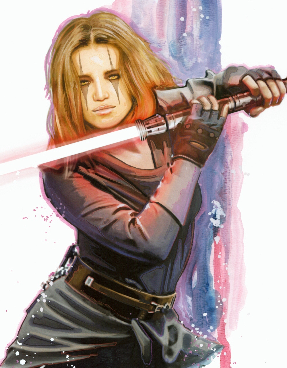 Darth Zannah/Leyendas