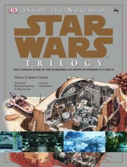 Star Wars: Guía Visual de Planetas y Escenarios