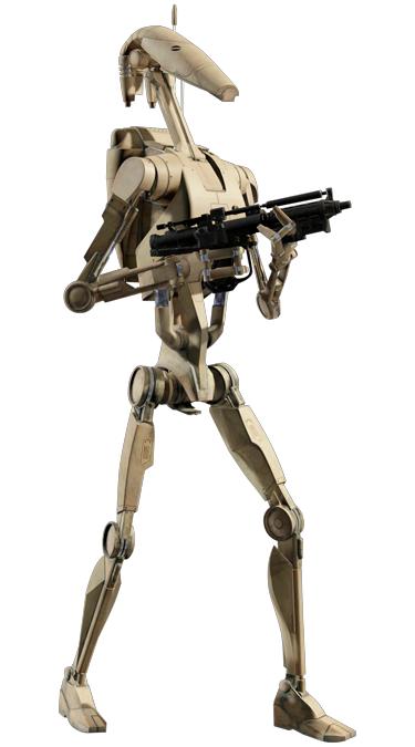 Droide de combate serie B1