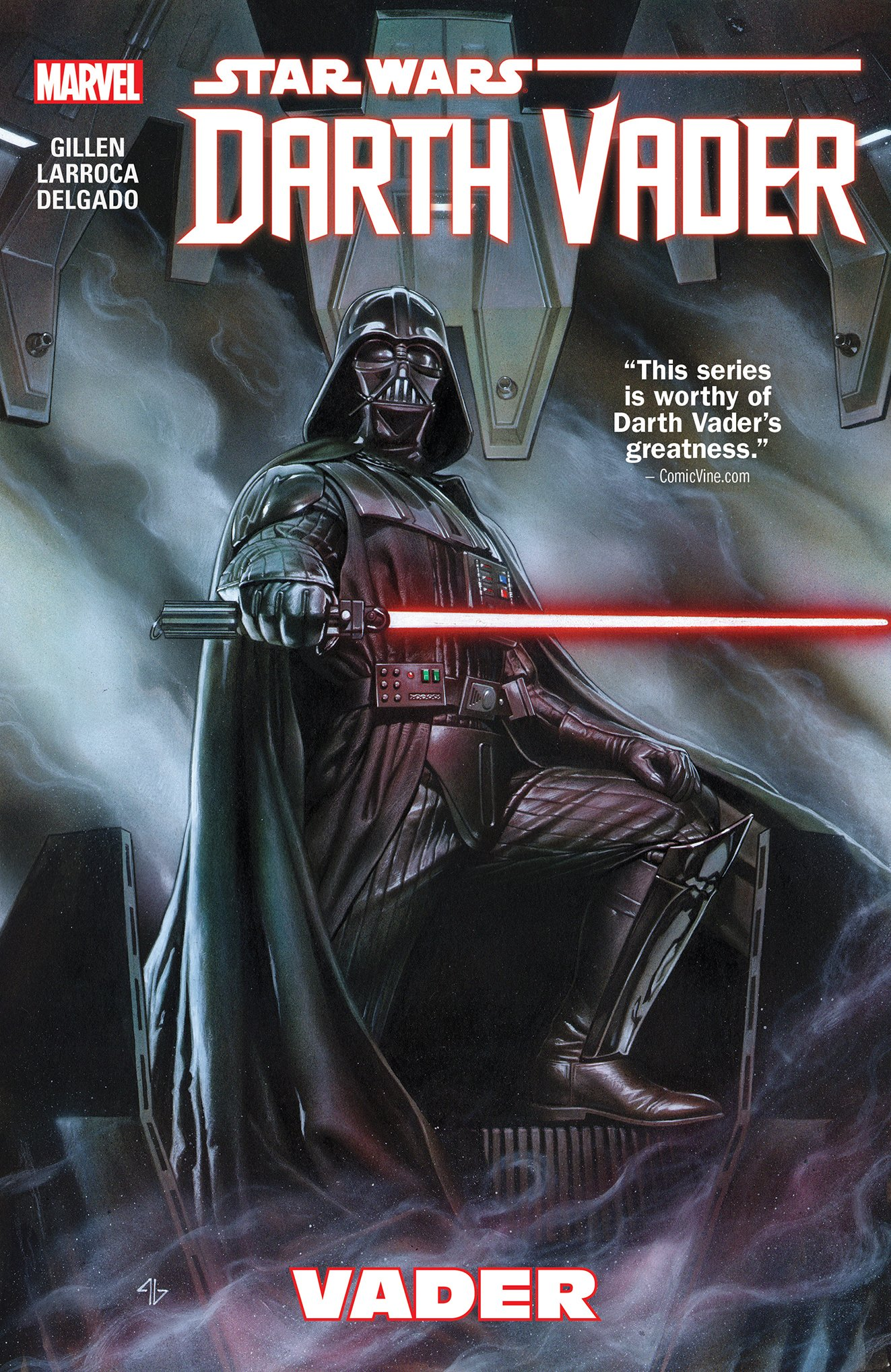Star Wars: Darth Vader Vol. 1 — Vader
