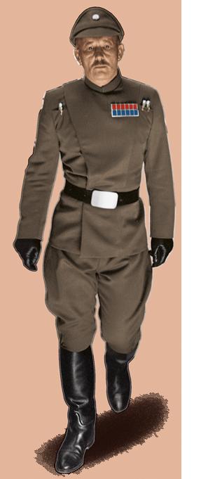 Uniformes militares Imperiales