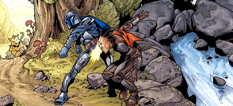 Confrontación en Corellia