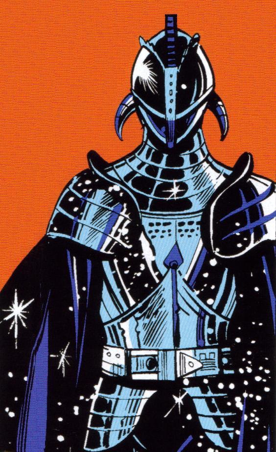 Señor Oscuro de Belderone