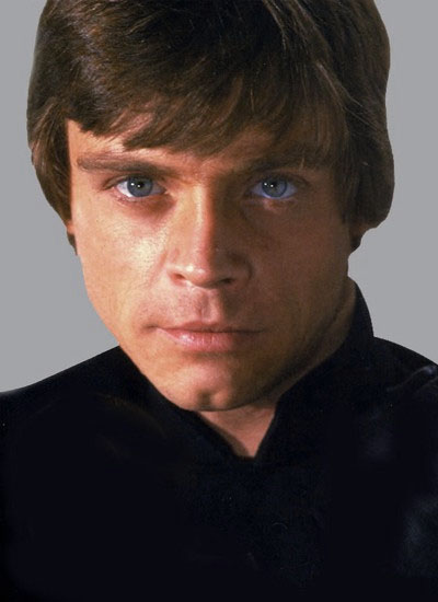 Luke Skywalker/Leyendas