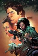 Star Wars 9 Marvel 2015 Cover