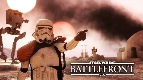 CuBaN VeRcEttI/Tráiler de lanzamiento de Star Wars Battlefront en español