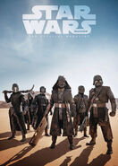 Star Wars Insider issue 196 previews exclusive cover