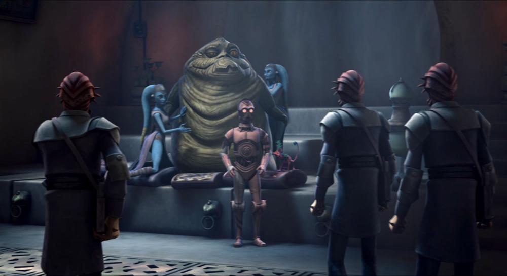 Imperio criminal de Jabba Desilijic Tiure/Leyendas