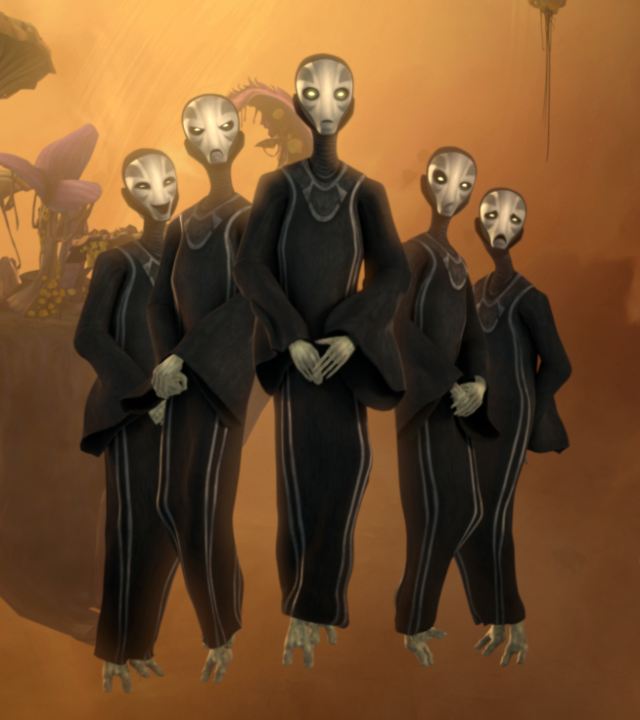 Sacerdotisas de la Fuerza