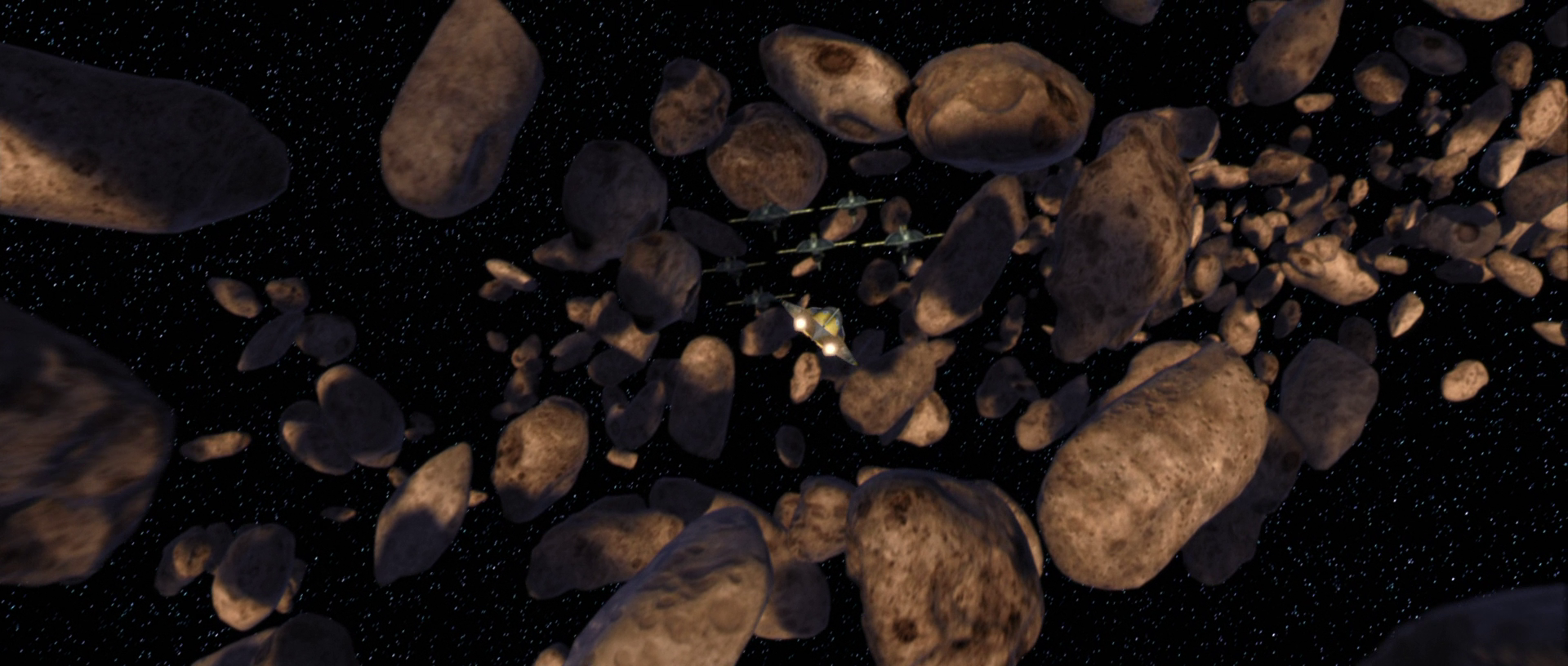 Campo de asteroides de Bothawui