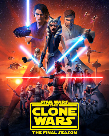 The Clone Wars Séptima Temporada Star Wars Wiki Fandom