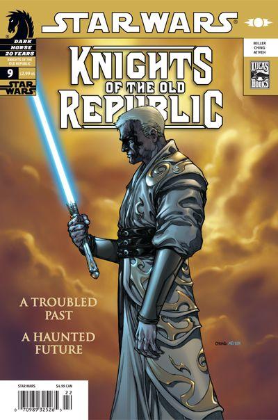 Caballeros de la Antigua República 9: Punto de ignición, Interludio: El regreso