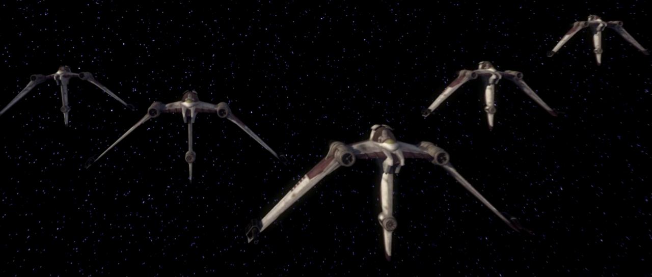 Escuadrón Azul (República Galáctica)/Leyendas