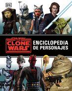 The Clone Wars Character Encyclopedia ES