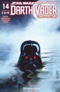 Darth Vader Dark Lord of the Sith 14ES
